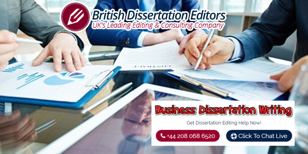 British dissertation editors