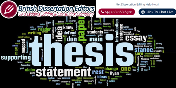 Thesis Writing Help UK